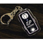 EP Booster Effect Pedal Keychain