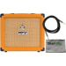 Crush 20 Orange 20-watt Combo Guitar Amp Bundle