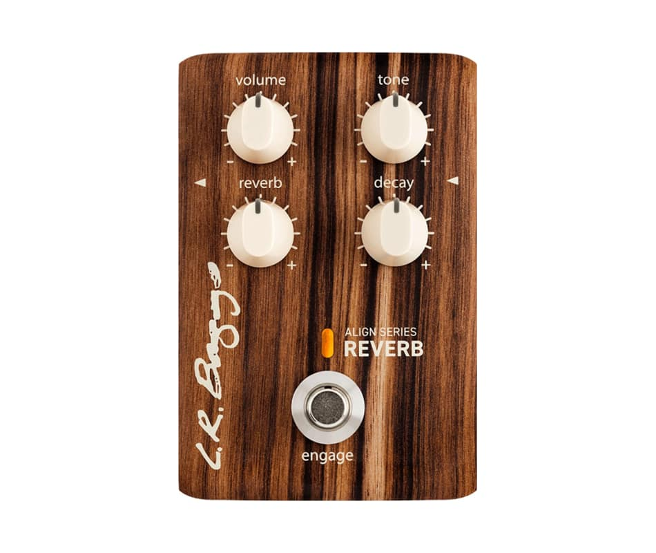 LR Baggs Align Series Reverb Acoustic Effect Pedal