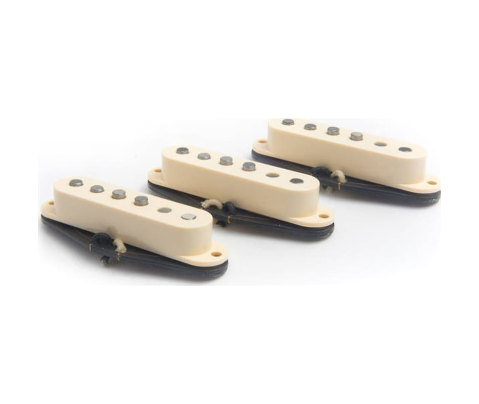 Bare Knuckle Pickups Apache Strat Single Coil Set