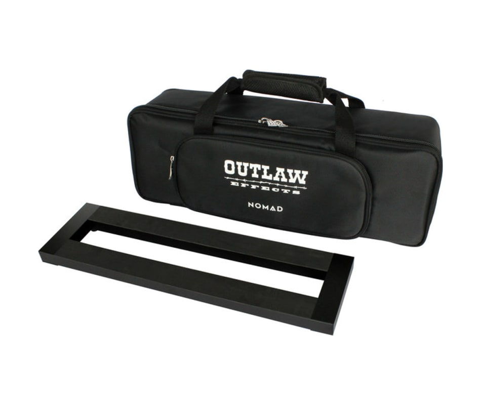 Outlaw Effects Nomad S128 Rechargeable Powered Ped