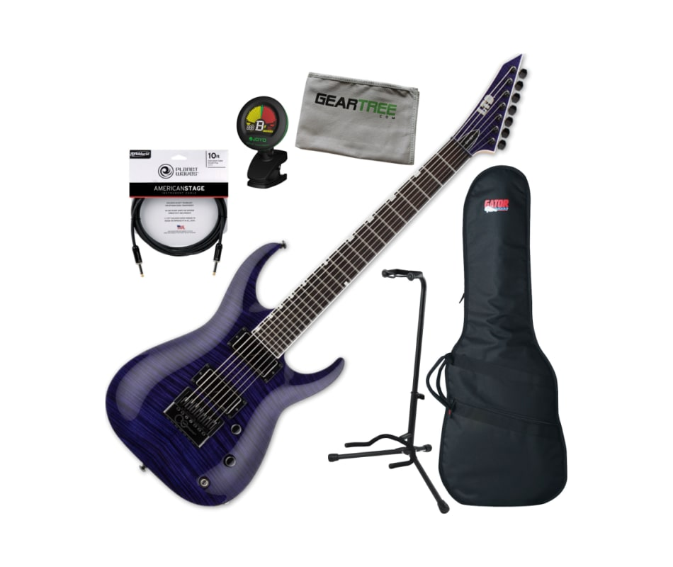 ESP Brian Welch LTD SH-7 Evertune ET FM STP Electr