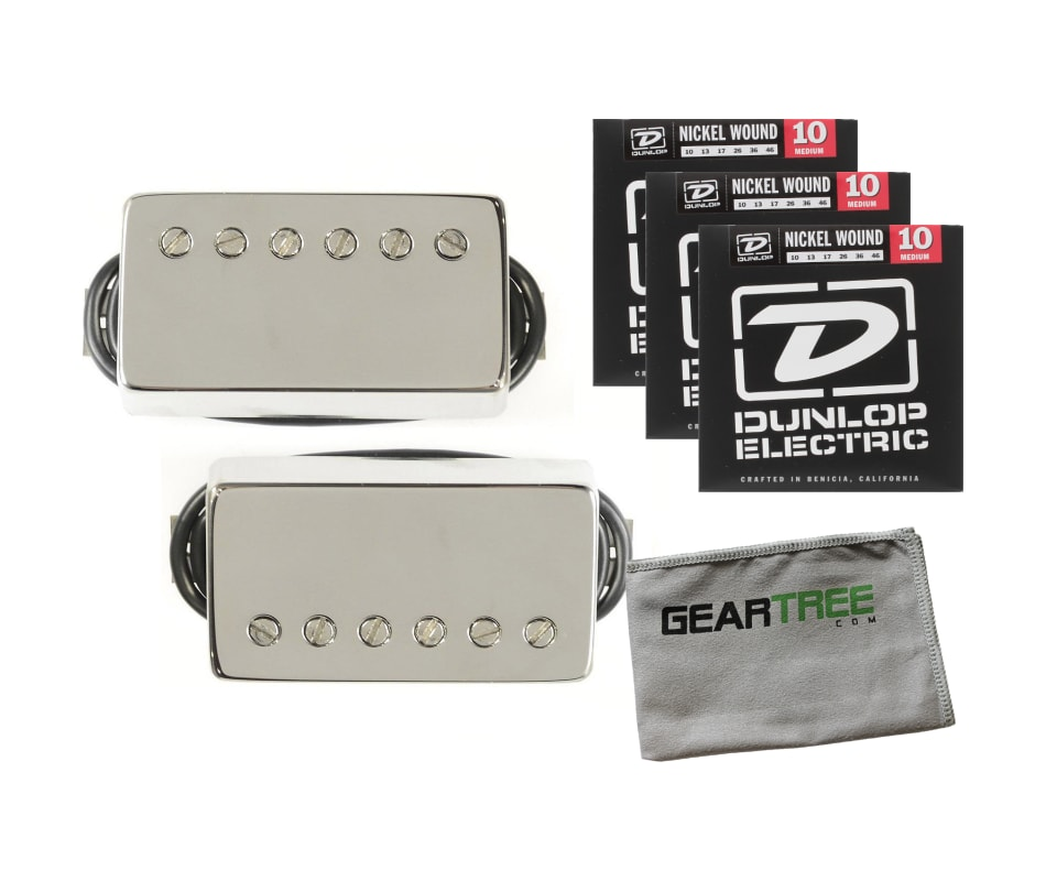 Bare Knuckle Pickups Rebel Yell Humbucker Set Nick
