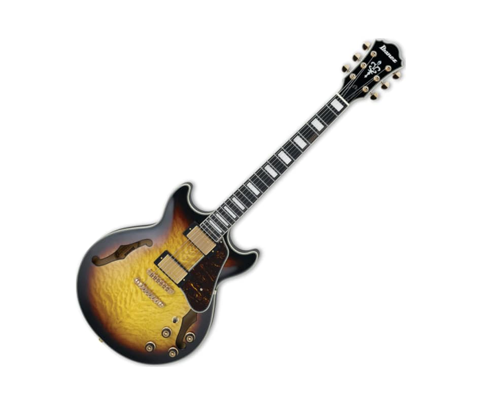 Ibanez AF95FM AYS Expressionist Antique Yellow Hol