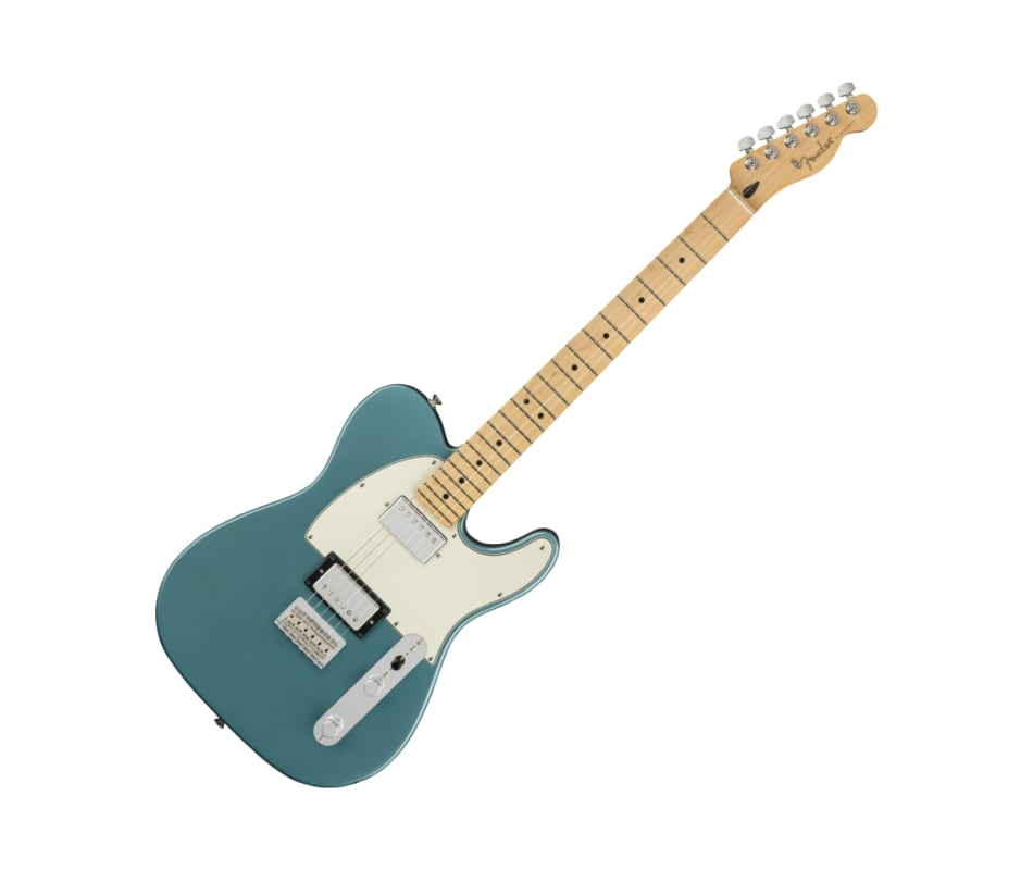 Fender Player Telecaster HH Maple FB Tidepool Elec