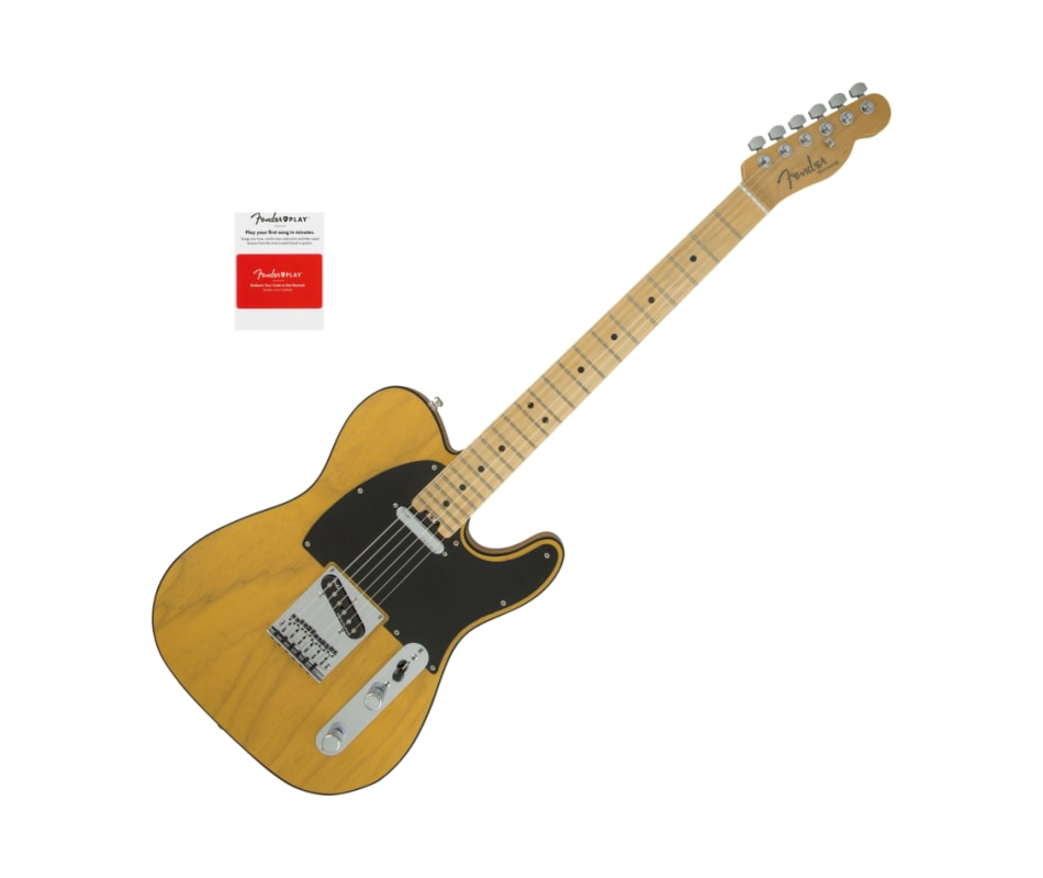 Fender American Elite Telecaster, Maple Fingerboar
