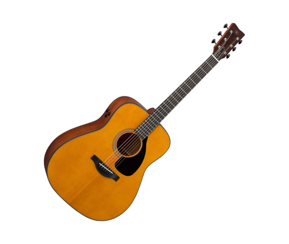 Yamaha FGX3 Red Label Western Body All Solid Acous