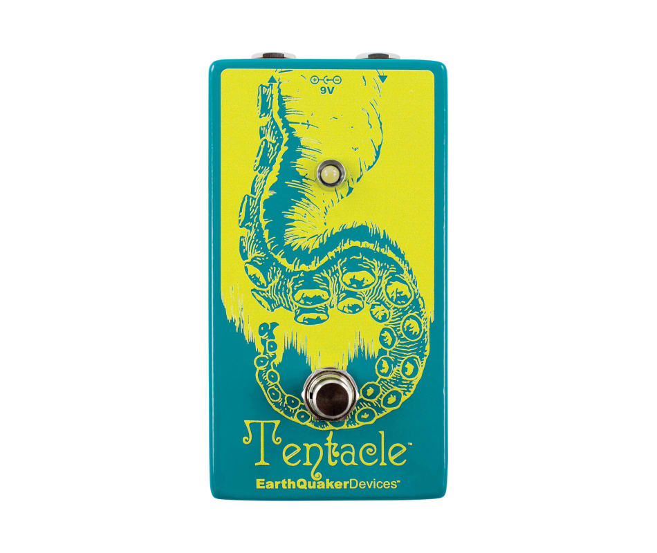 Tentacle V2 Analog Octave-Up Effects Pedal