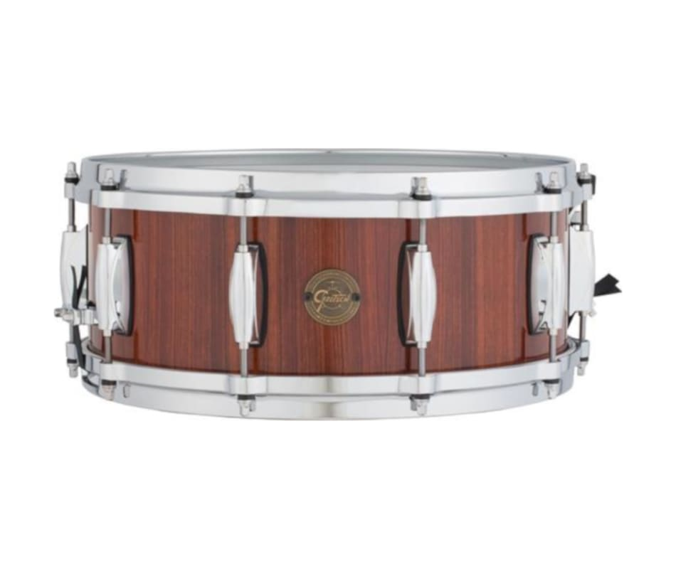 Gretsch 5.5x14 Gold Series 10-Lug Rosewood Snare D