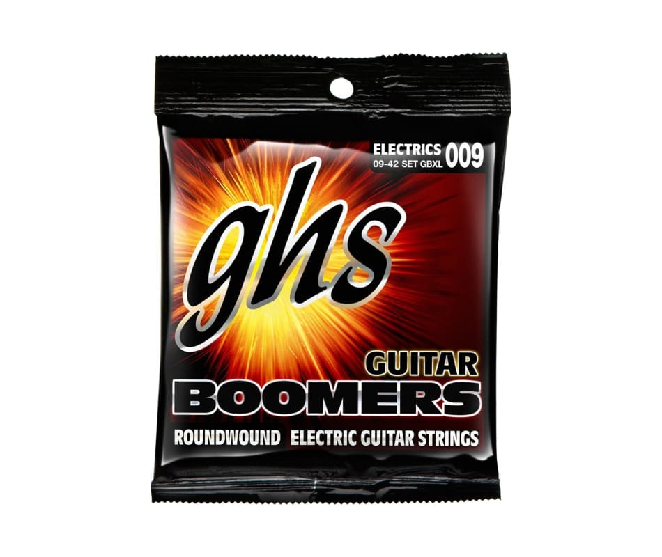 Sub-Zero Boomers Electric Guitar Strings