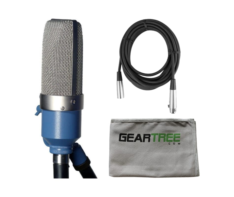 205 Compact Ribbon Microphone Bundle