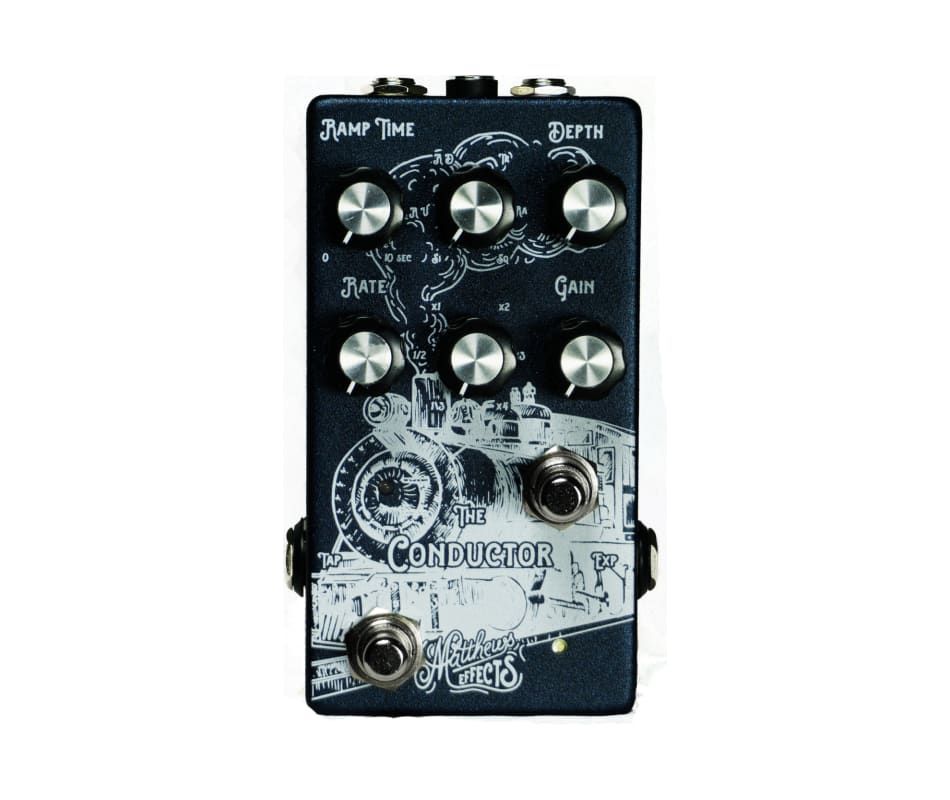 The Conductor V2 Optical Tremolo Pedal