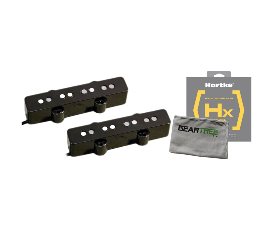 Custom Shop Weather Report Bass Pickup Bundle
