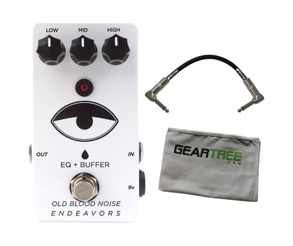 Buffer EQ+ Pedal Bundle