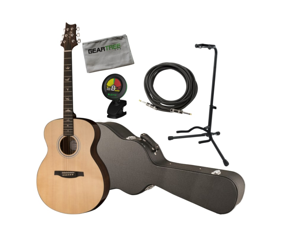 PRS SE TX20E Tonare Natural Acoustic-Electric Guit