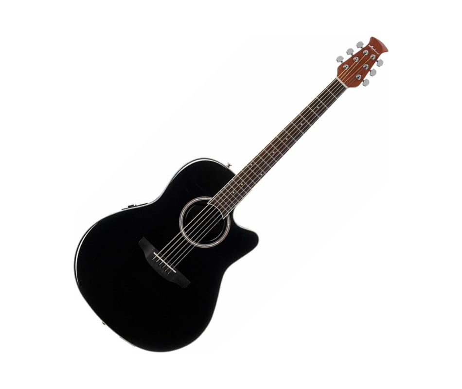 Ovation AB24II-5 Applause Standard Mid Depth Black