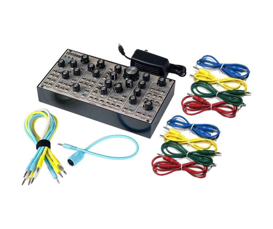 Lifeforms SV-1 Blackbox Modular Synth Bundle