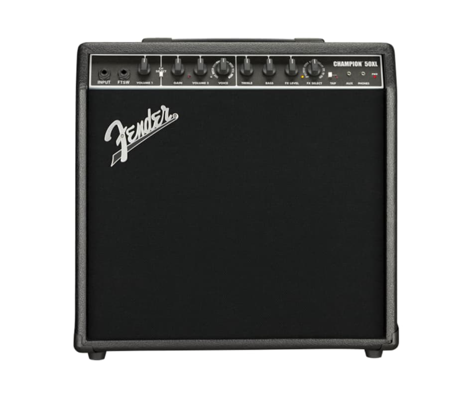 Fender Champion 50XL Combo Electric Guitar Amplifi