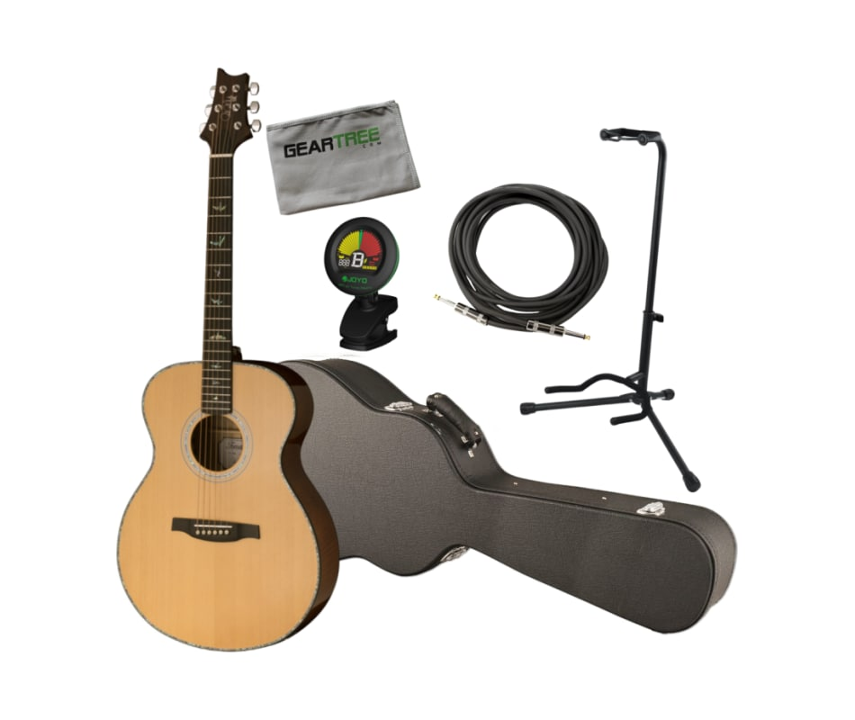 PRS SE T50E Tonare Natural T-50E Acoustic-Electric