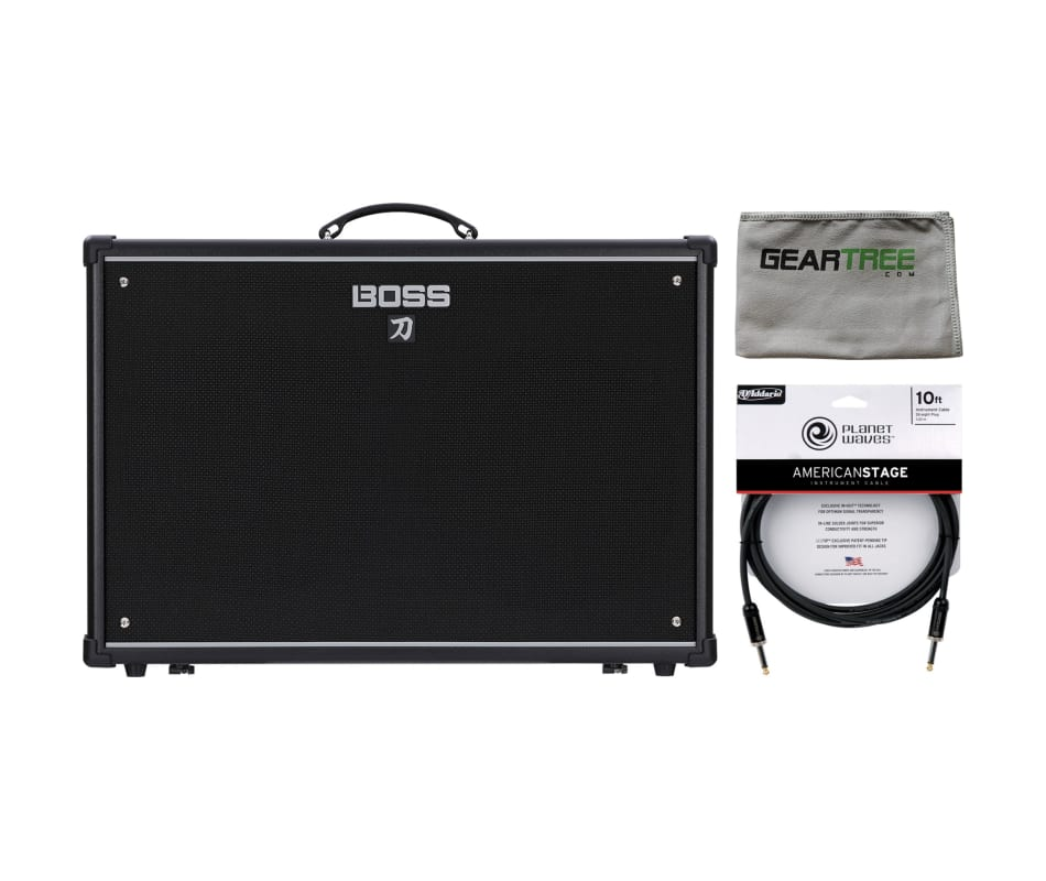 Boss Katana-100/212 100W 2x12 Combo Amplifier for