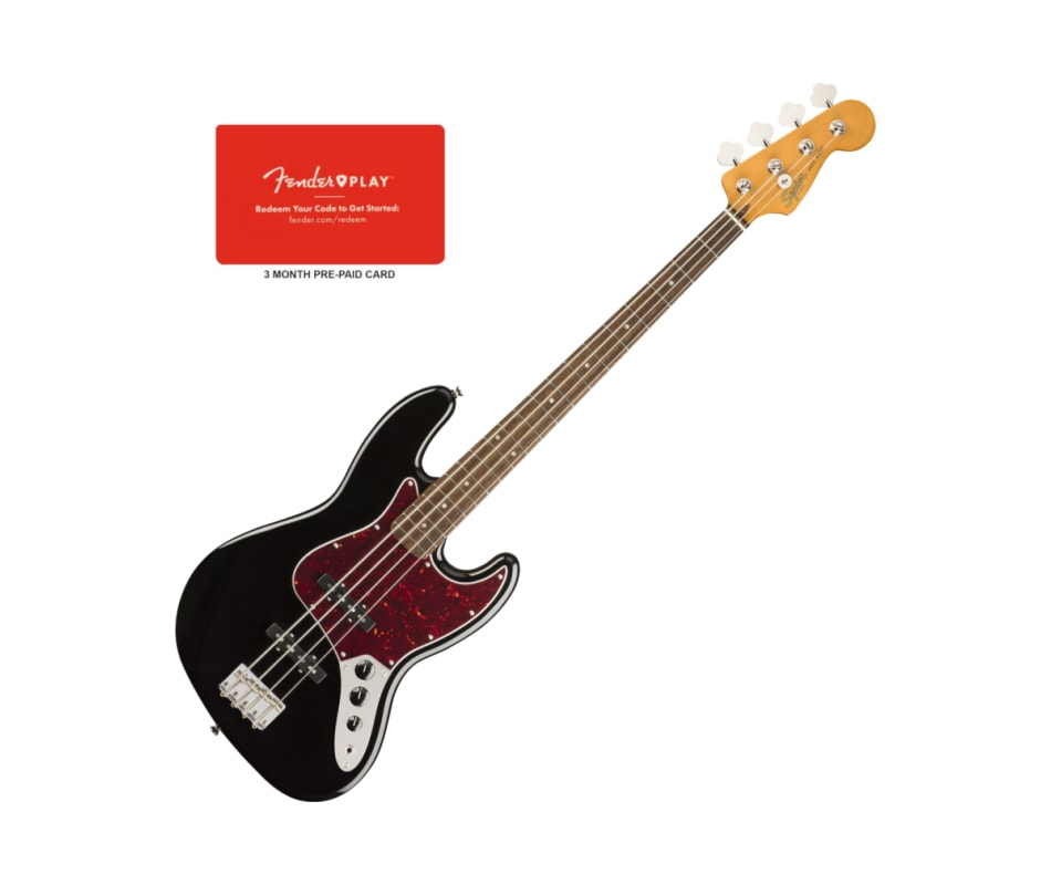 Squier 0374530506 Classic Vibe 60s Jazz Bass, Laur