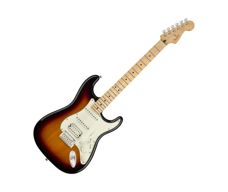 Fender Player Stratocaster HSS Maple Fingerboard E
