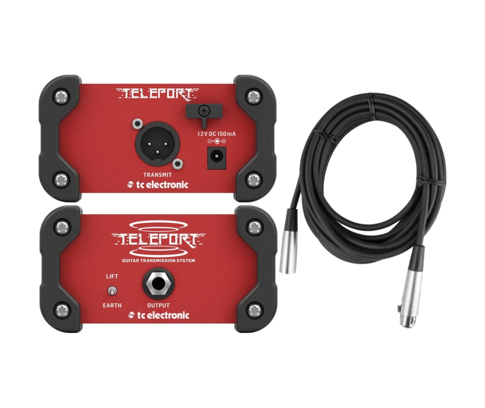 GLT Teleport Guitar Signal Transmitter Bundle