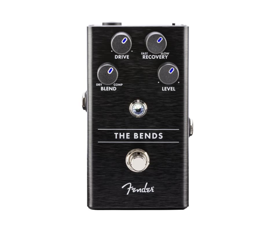 The Bends Compressor Guitar Effect Pedal