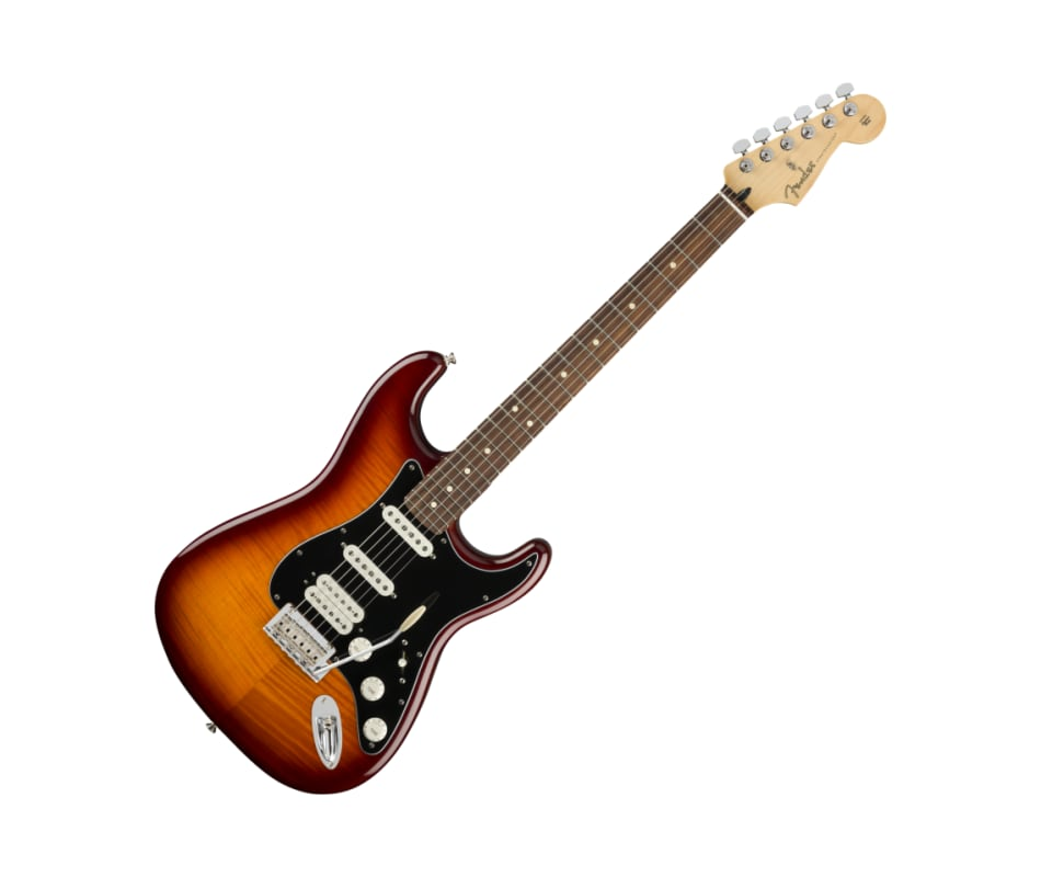 Fender Player Stratocaster HSS Plus Top Pau Ferro
