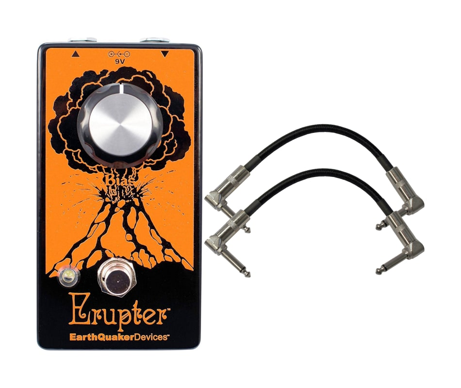 Earthquaker Devices Erupter Perfect Fuzz Effects P