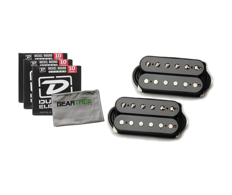 Bare Knuckle Pickups Old Guard Humbucker 50mm Open