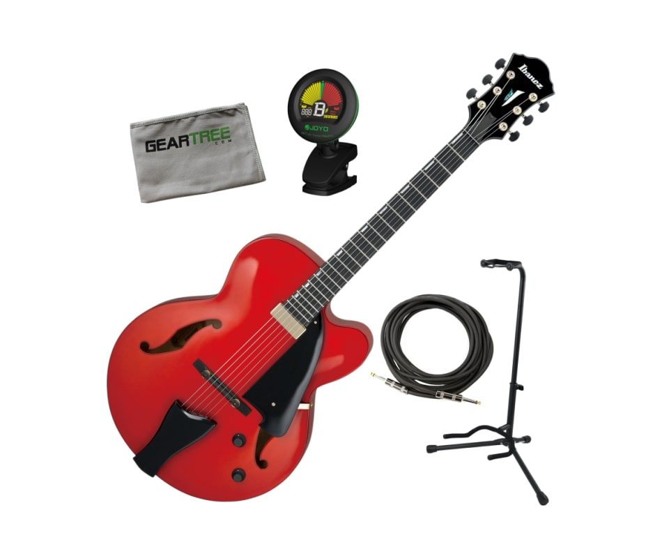 AFC151 SRR Contemporary Archtop Electric Bundle