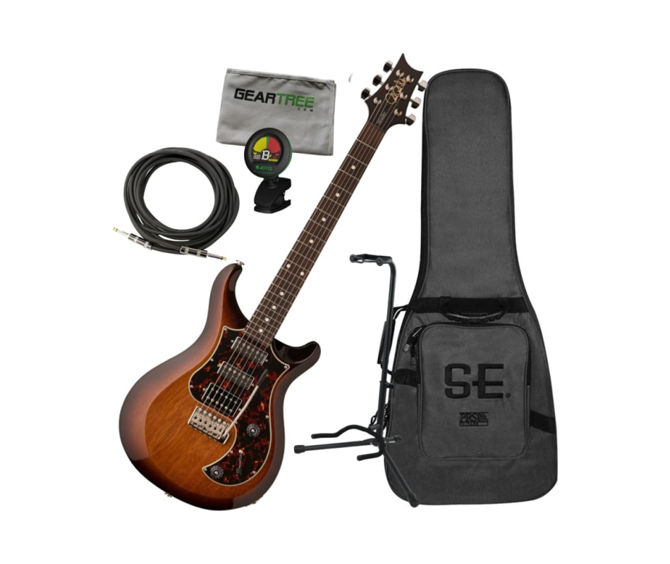 PRS S2 Studio Limited Edition McCarty Sunburst Ele