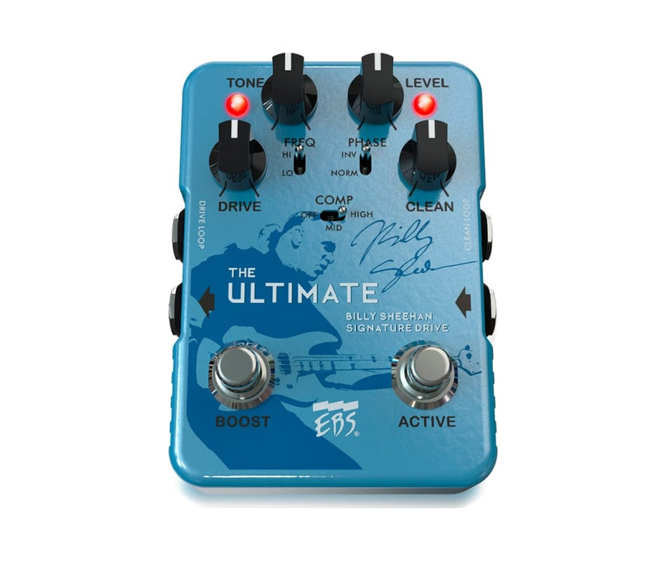 EBS Billy Sheehan Ultimate Pedal