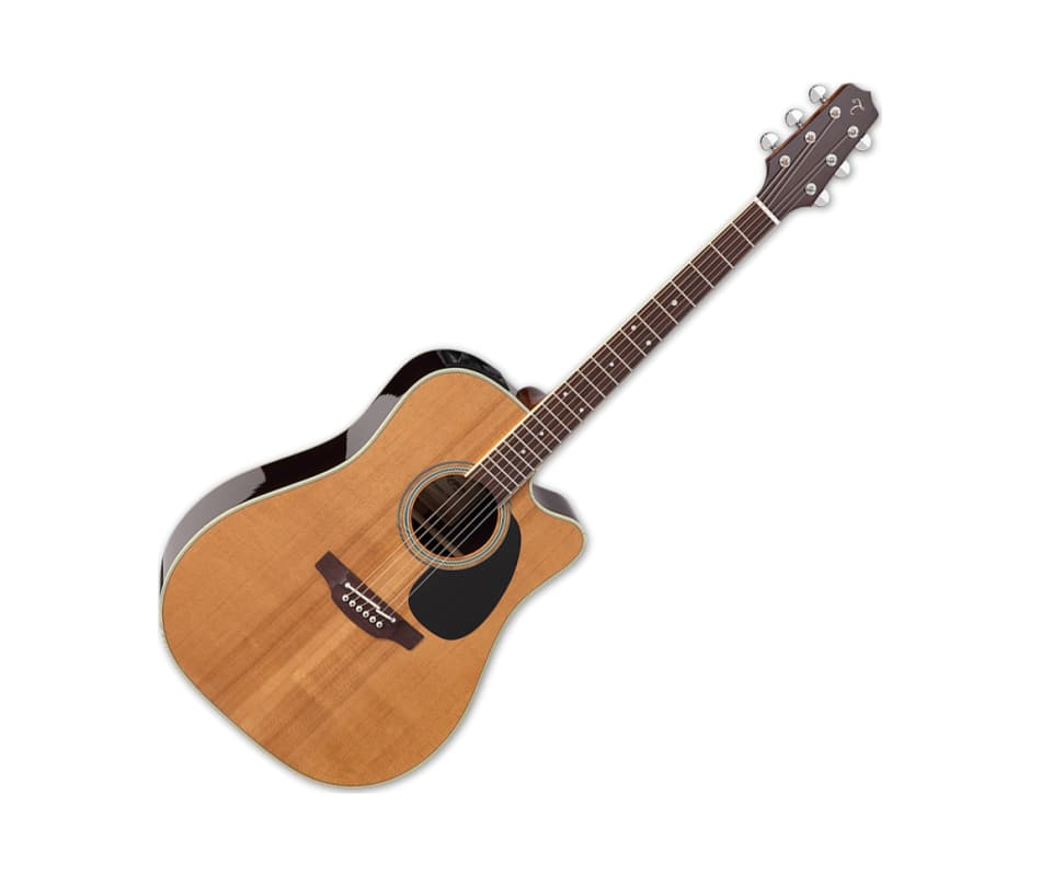 EF360SC-TT Thermal Top Acoustic-Electric w/Case