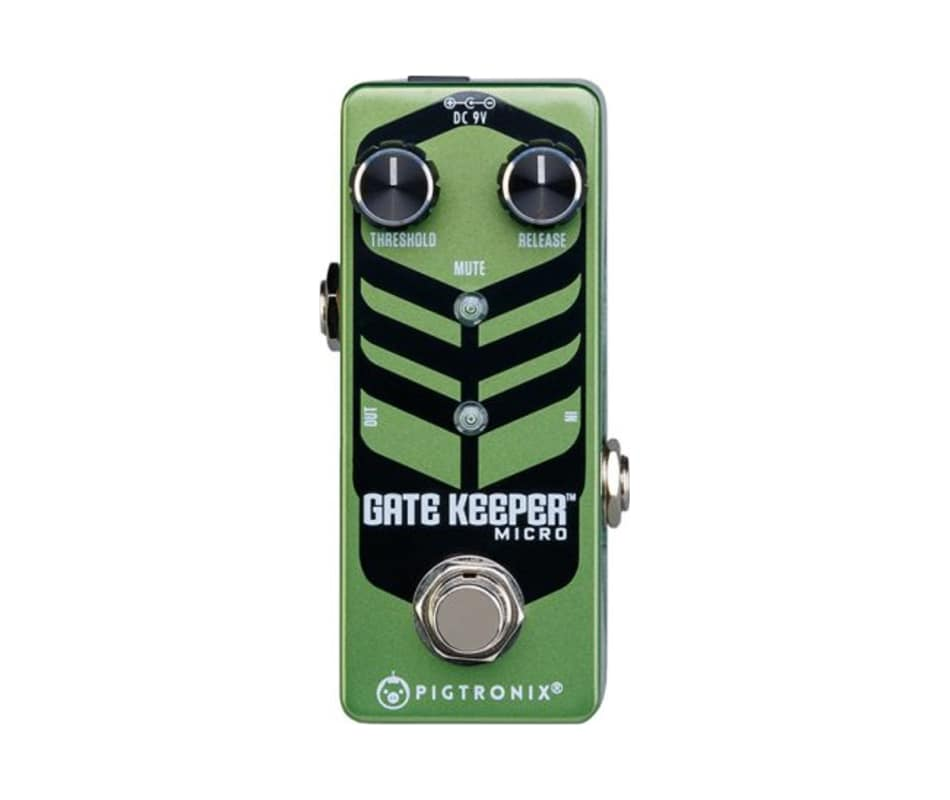 GKM Gatekeeper Micro Noise Gate Pedal