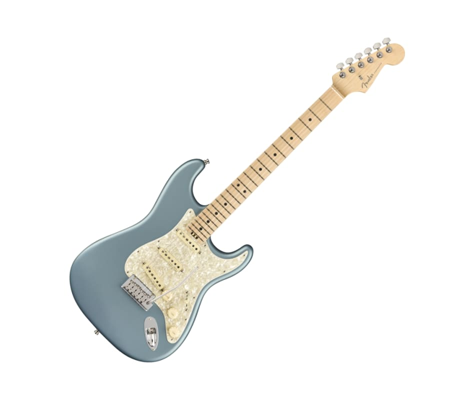 Fender 0114002783 American Elite Stratocaster, Map