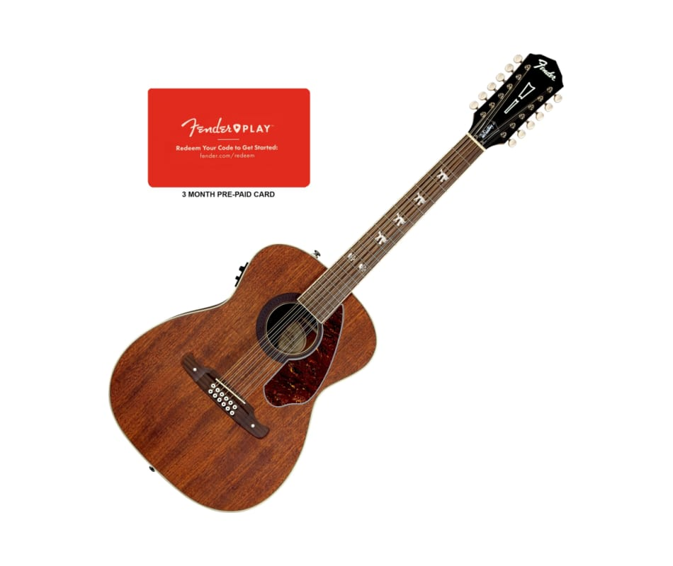 Fender Tim Armstrong Hellcat 12-String Acoustic Gu