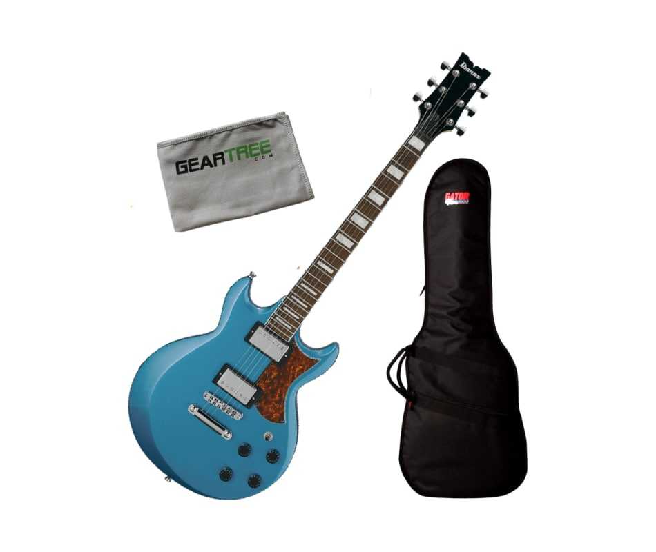 Ibanez AX120 MLB Metallic Light Blue AX Standard E