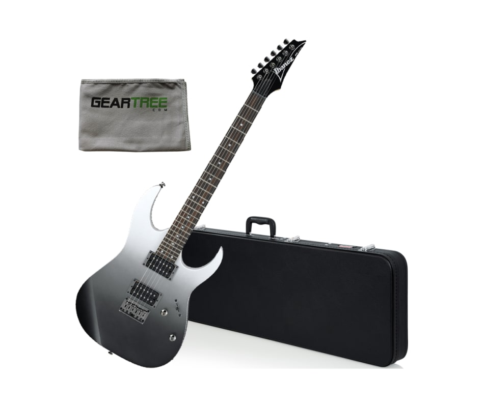 RG421 PFM RG Standard Electric Guitar Bundle