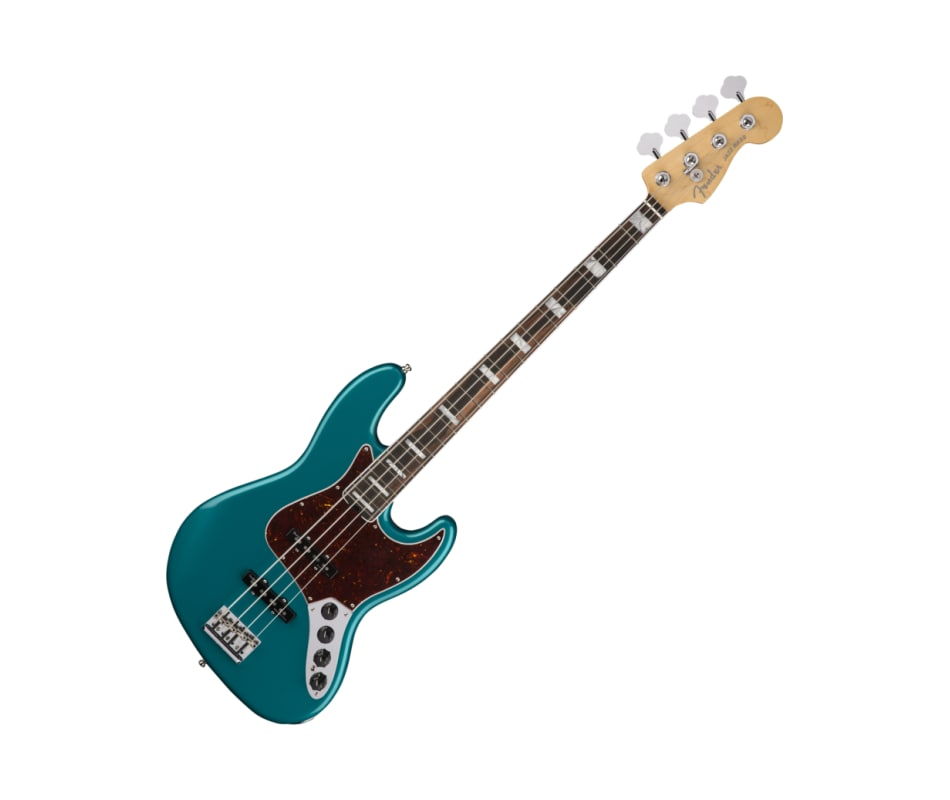 Fender American Elite Jazz Bass Ebony Fingerboard,
