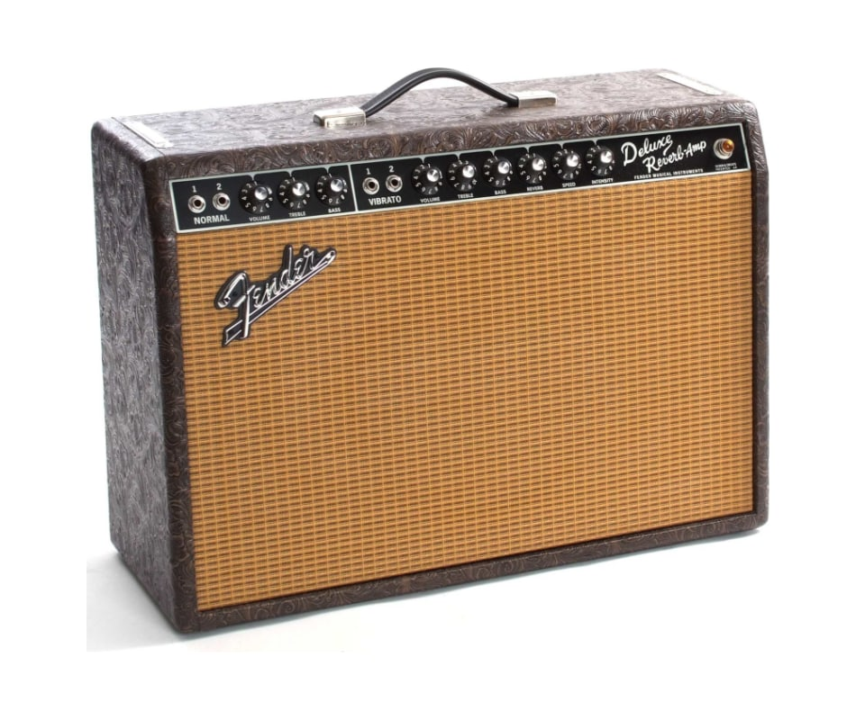 Limited Edition '65 Deluxe Reverb Western Wheat