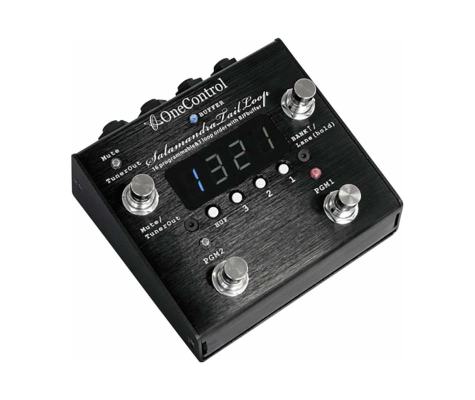 One Control Salamandra Tail 3 Loop Programmable Sw