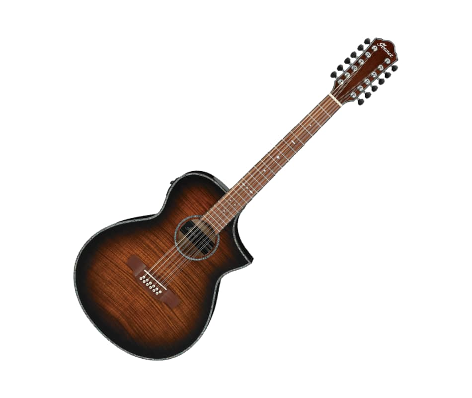 2018 AEWC4012FM TIB 12-String Acoustic Electric