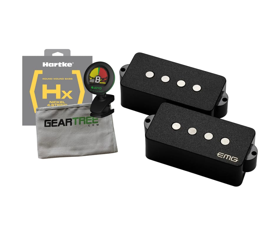 Geezer Butler Signature P-Bass Pickup Bundle
