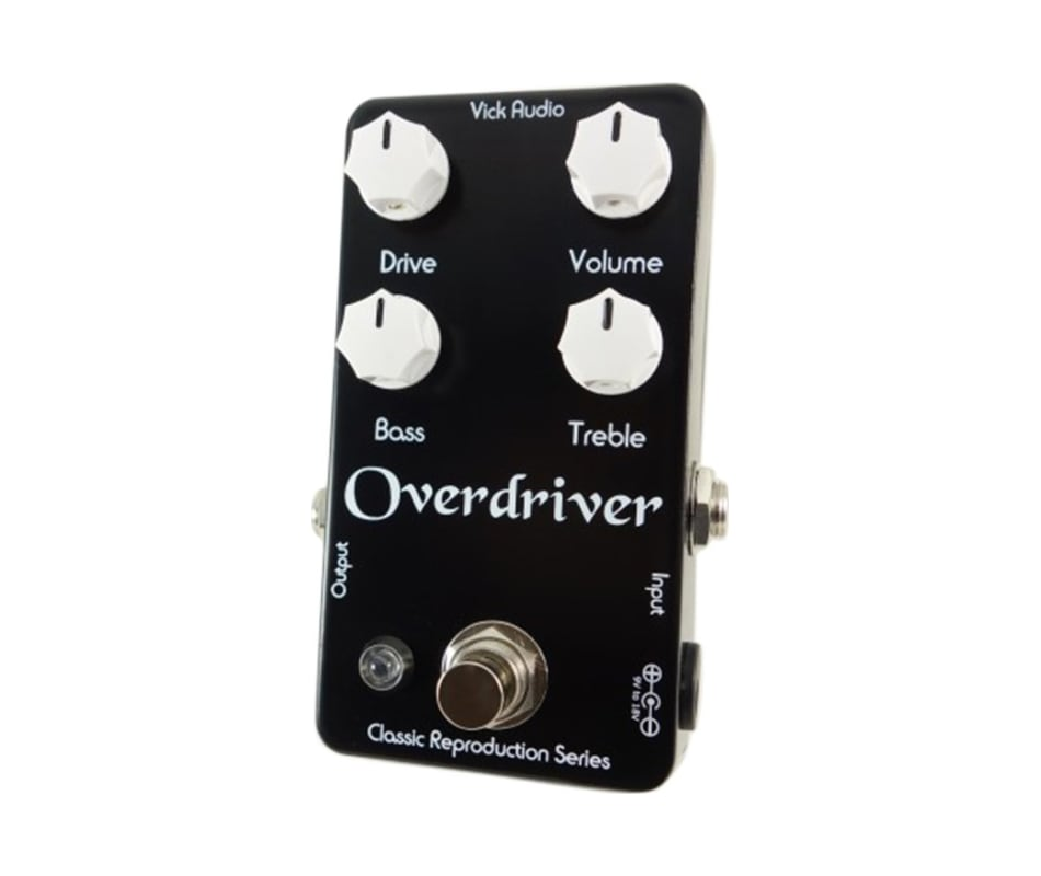 Overdriver Overdrive Effect Pedal