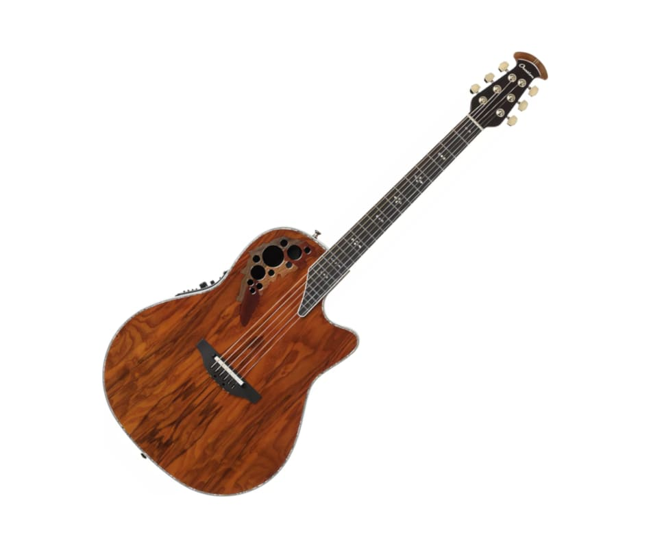 Ovation C2078AXP-OAB ExoticWoods Collection 6 Stri