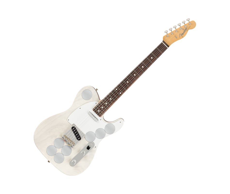 Fender 0119210801 Jimmy Page Mirror Telecaster (Wh