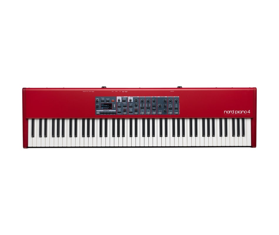 Nord Piano 4 Professional 88-Key Weighted Stage Pi