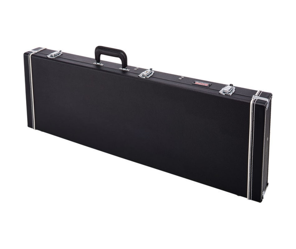 Gator GW-ELECTRIC Deluxe Wood Electric Guitar Case